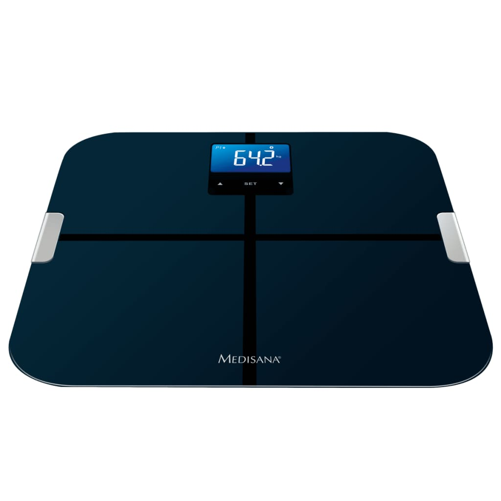 Váha s připojením Bluetooth k smatrphonu Medisana BS 440