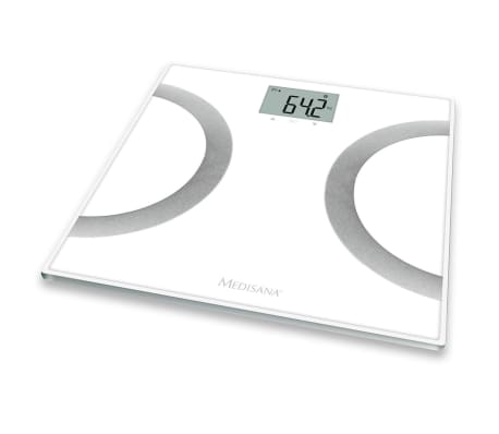 Medisana Body Analysis Scales BS 445 180 kg White 40441