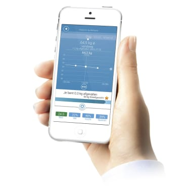 Medisana Body Analysis Scales BS 445 180 kg White 40441[3/11]