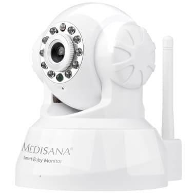 Medisana Smart Baby Monitor Audio Video Camera iPhone iPad