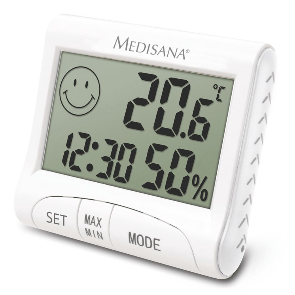 Medisana thermohygrometer digitaal HG 100 60079
