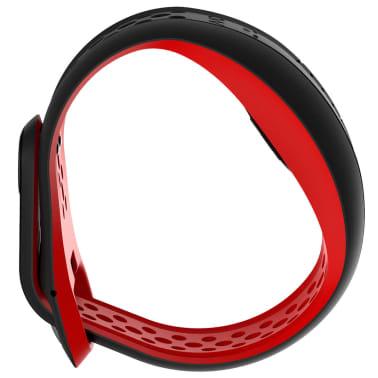 Medisana MIO Fuse Pulsarmband Activity Tracker Schwarz Rot[2/5]