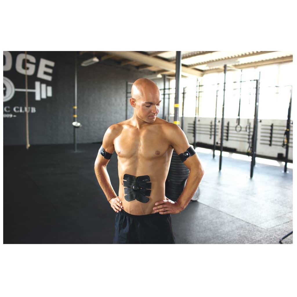 Elektrostymulator mięśni EMS Body Trainer, czarny