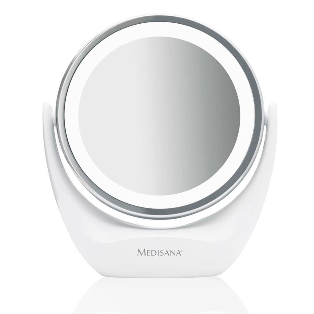 Afbeelding van Medisana 2-in-1 Cosmetische spiegel CM 835 12 cm wit 88554