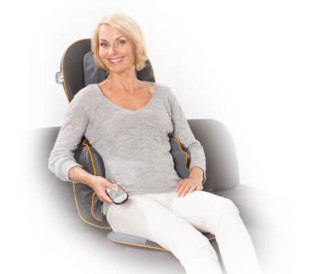 Medisana Shiatsu Acupressure Massage Seat Cover MC 825[2/5]