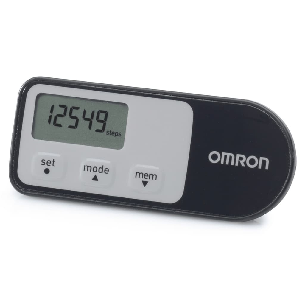 Omron Walking style one 2.1 zwart