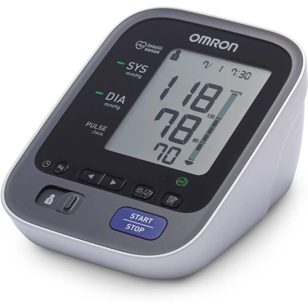 Omron blodtryksmåler til overarmen OMR-M7-IT (HEM-7322T)