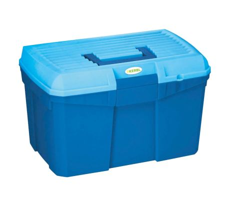 Kerbl Putzbox für Pferde Siena Marineblau 321757