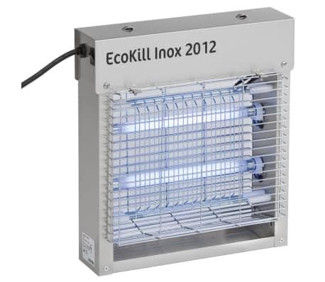 Kerbl Matamosquitos Eléctrico de Acero Inoxidable EcoKill Inox 2012 299930[1/2]