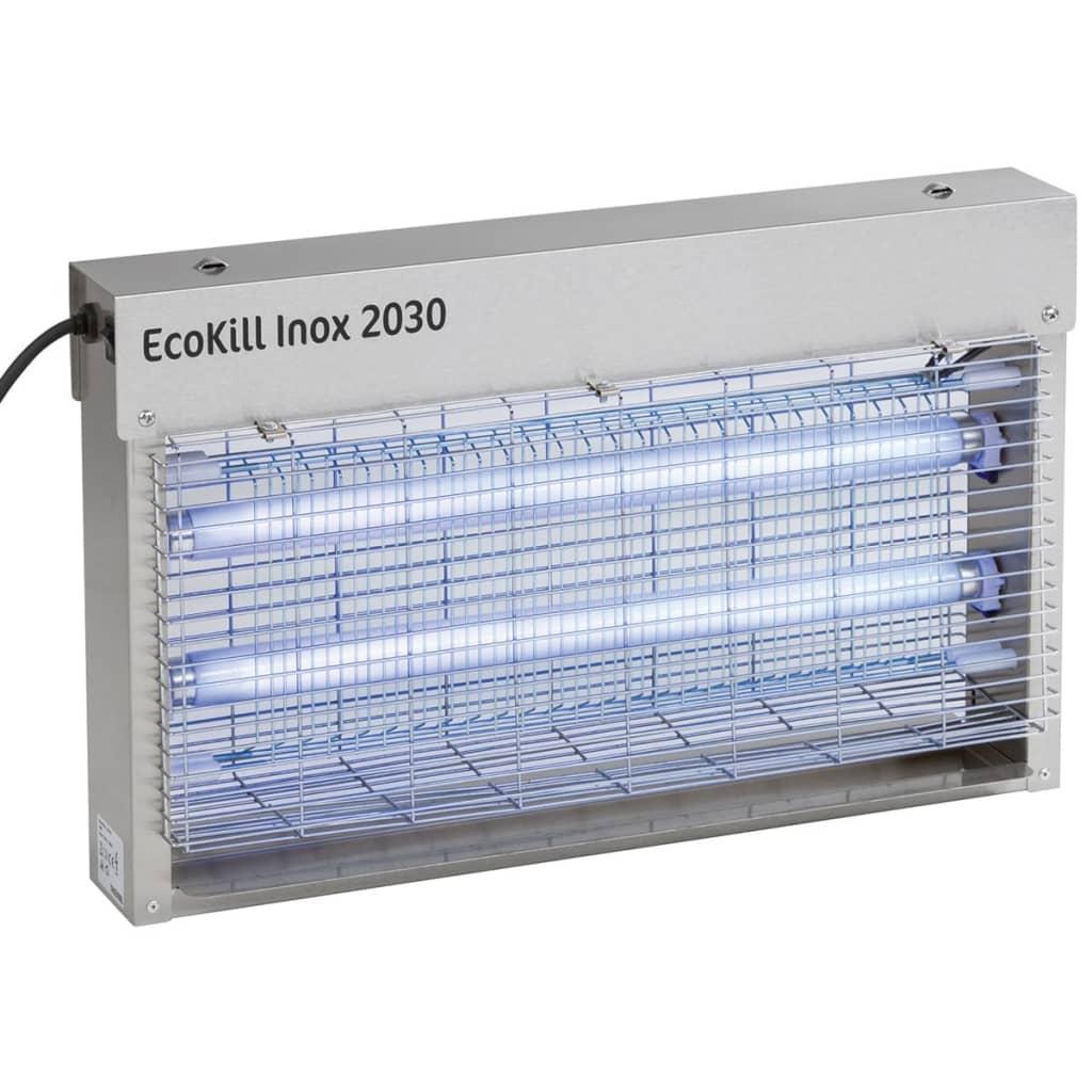 "Kerbl Appareil anti-mouches ""EcoKill Inox 2030 Acier inoxydable 299931 2"