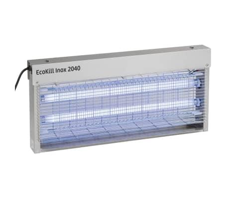 Kerbl Matamosquitos eléctrico de acero inoxidable EcoKill Inox 2030 299932[2/2]