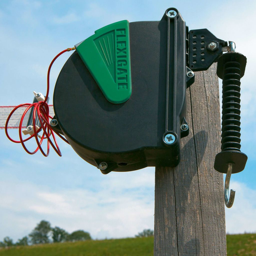 99415566 Kerbl Torsystem Flexigate mit Band 40 mm 441234/016