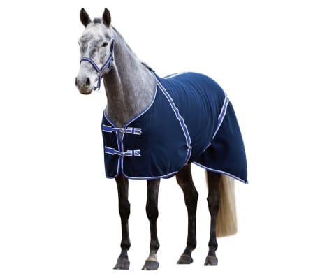 Kerbl Pferdedecke RugBe Classic Blau 145 cm 323637[1/2]