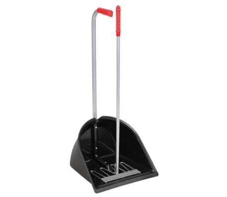 Kerbl Zestaw do sprzątania boksów Mistboy, 90 cm, czarny, 324107[1/2]