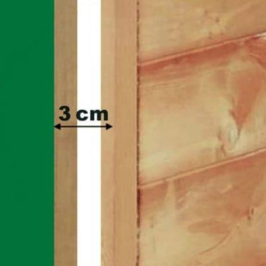 Kerbl Pasja uta 4 letni časi 100x83x94 cm rjava 81349[4/4]
