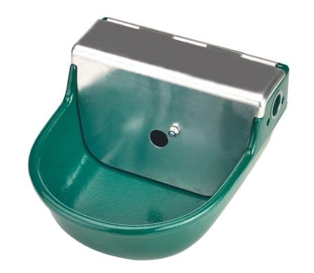 Kerbl Abreuvoir à flotteur S190 2 L en fonte vert 22190