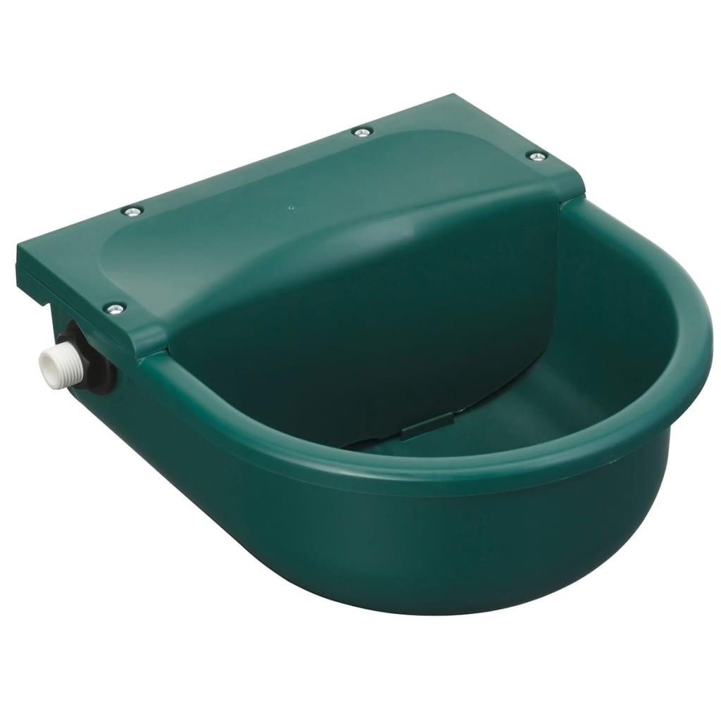 Kerbl Adăpătoare S522, verde, 3 L, plastic, 22522 imagine vidaxl.ro
