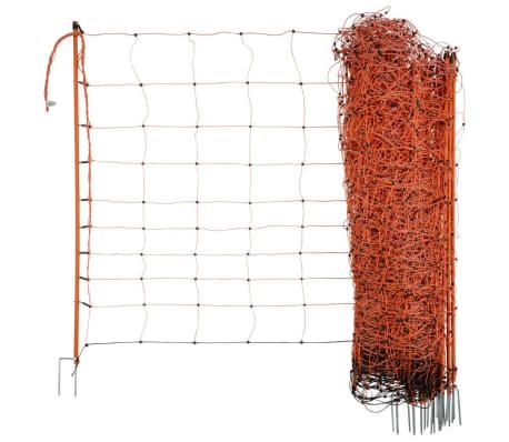 Neutral Red electrificable para ovejas OviNet naranja 90 cm