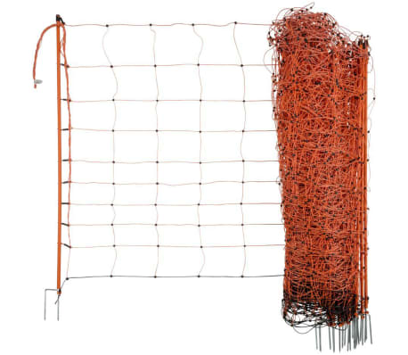 Neutral Red electrificable para ovejas OviNet naranja 108 cm