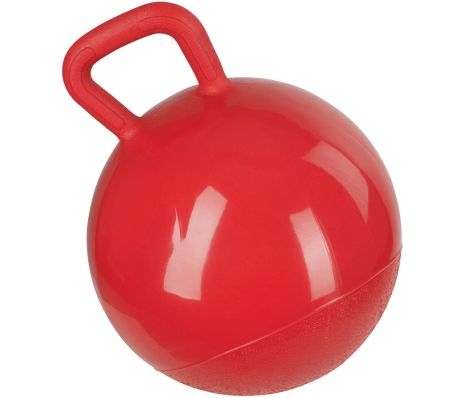 Kerbl Balle de jeu pour chevaux Rouge 25 cm 32398[1/2]