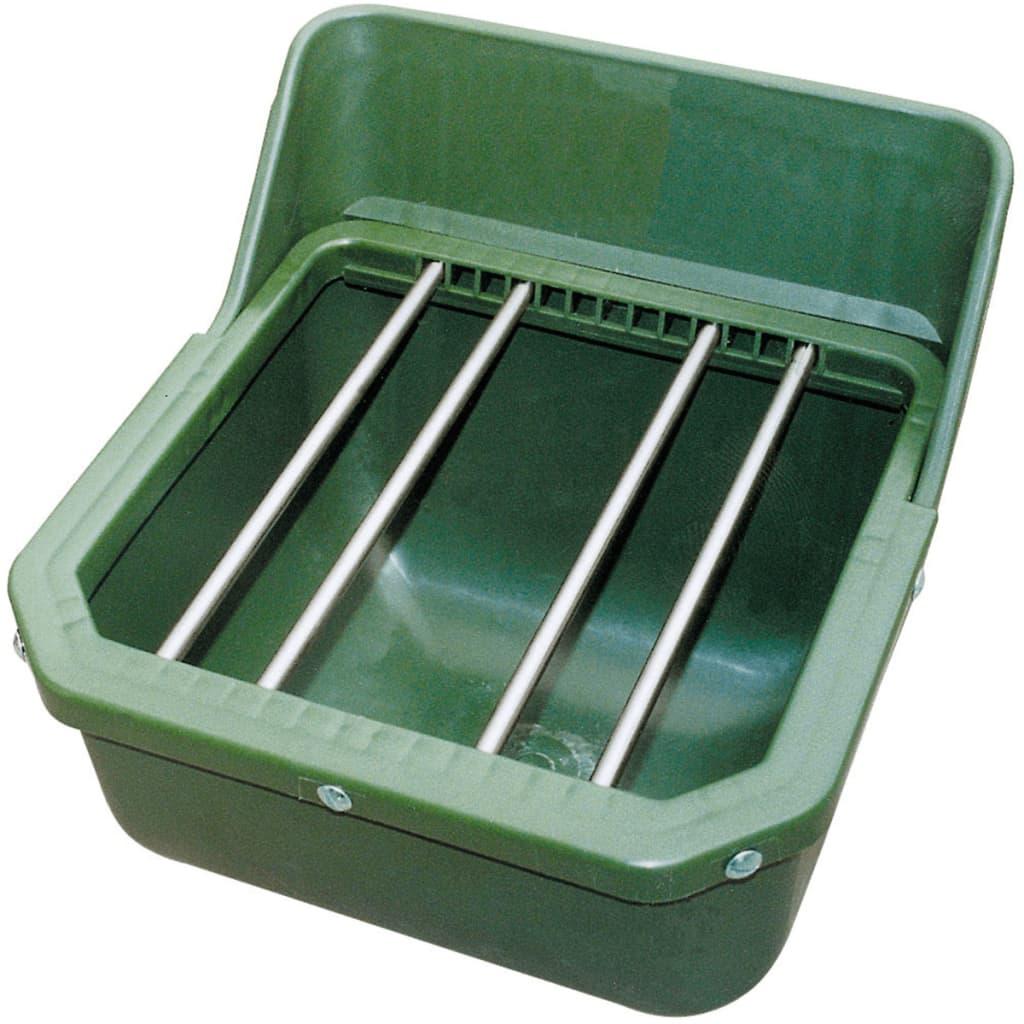 Afbeelding van Kerbl Voerderbak voor veulen groen 9 L 32465