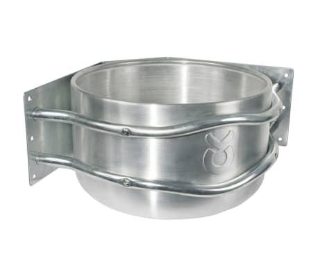 Kerbl Bol de nourriture 18 L Aluminium Argent 32496[2/2]
