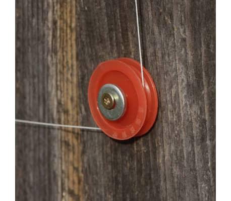 Kerbl Ensemble de porte automatique de poulailler 300x400 mm 70546[8/12]
