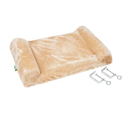 Kerbl Lit de rebord de fenêtre pour chats Beige 36 x 56 cm 82656[2/6]