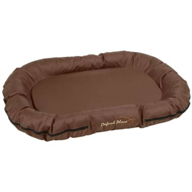 Kerbl Lit pour animaux Oxford Place 100 x 70 x 15 cm Marron 84992[1/3]