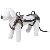 Kerbl Car Safety Harness Travel Protect Size L 43-52 cm Grey 81339