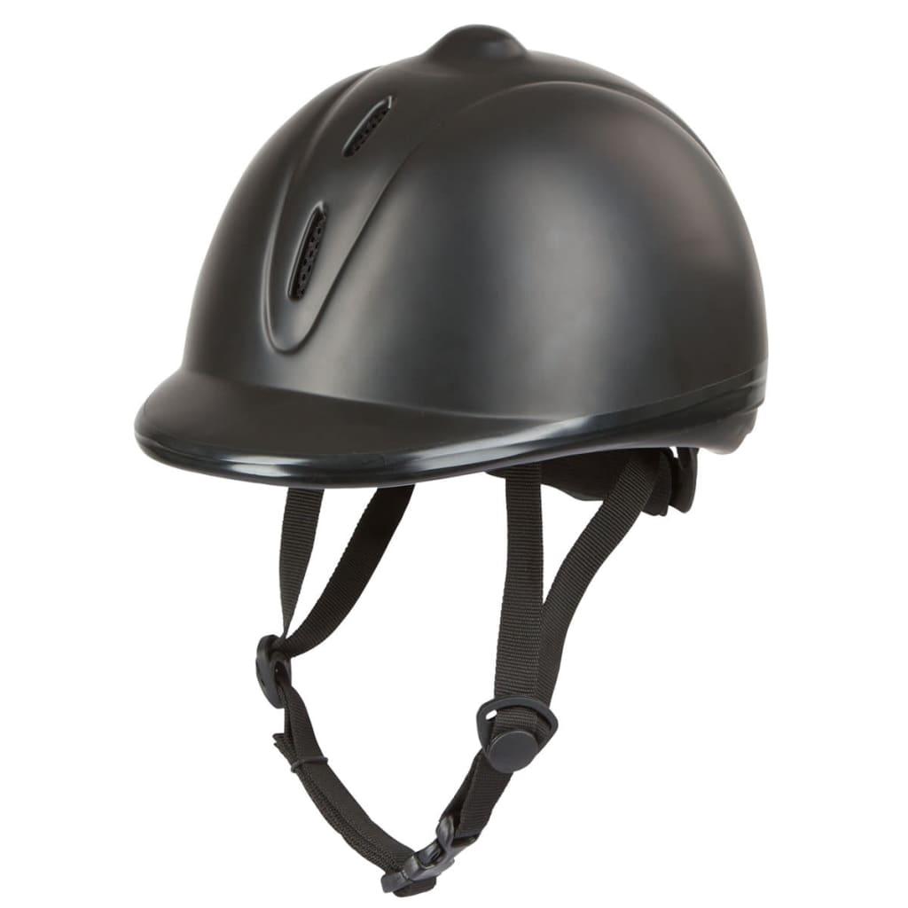 Kerbl Kask jeździecki Econimo VG1, rozm. 58-61 cm, czarny, 328256