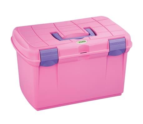 Kerbl Poetsbox Arrezzo roze 328265[1/2]