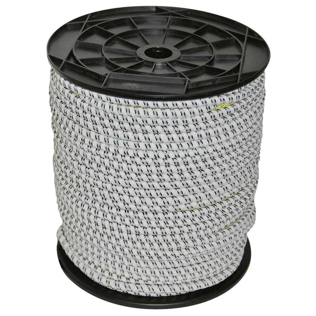 Afbeelding van Kerbl Elektrisch hek touw 25 m 7 mm rubber 441890