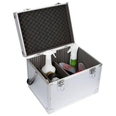 Kerbl Poetsbox AluSafe zilver 320137[5/6]