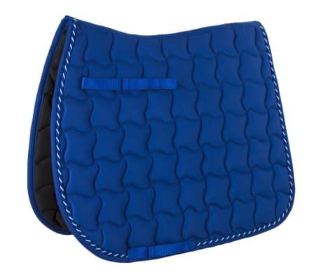 acheter kerbl tapis de selle polyvalent laguna bleu complet 328641 pas cher. Black Bedroom Furniture Sets. Home Design Ideas