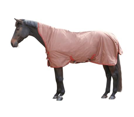 acheter kerbl couverture de cheval rugbe superhighneck marron 135 cm 328669 pas cher. Black Bedroom Furniture Sets. Home Design Ideas