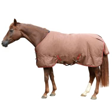 Kerbl Manta de caballo RugBe IceProtect 300g marrón 125/175 cm 328672[1/6]