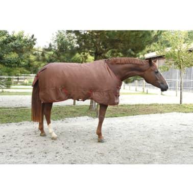 Kerbl Manta de caballo RugBe IceProtect 300g marrón 125/175 cm 328672[2/6]