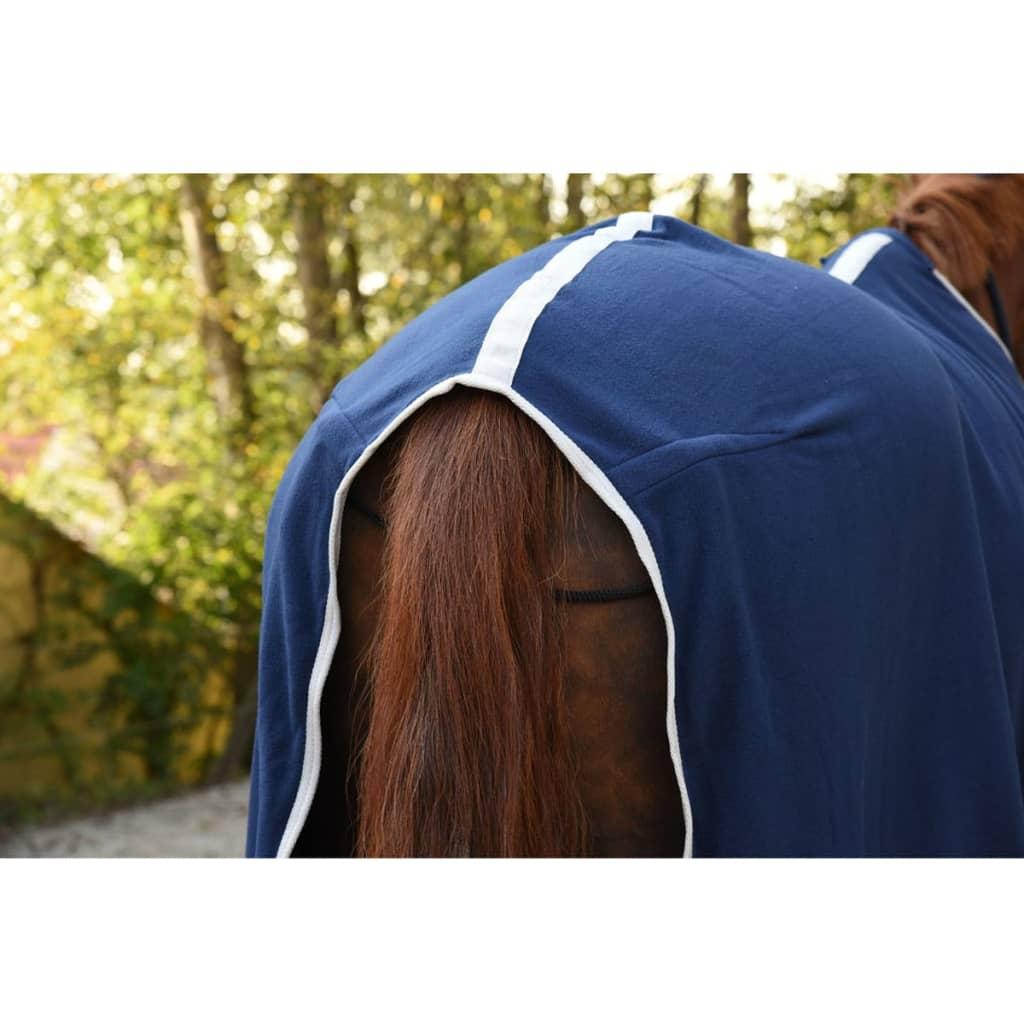 Kerbl Fleece deken RugBe Economic 125/175 cm marineblauw 328681