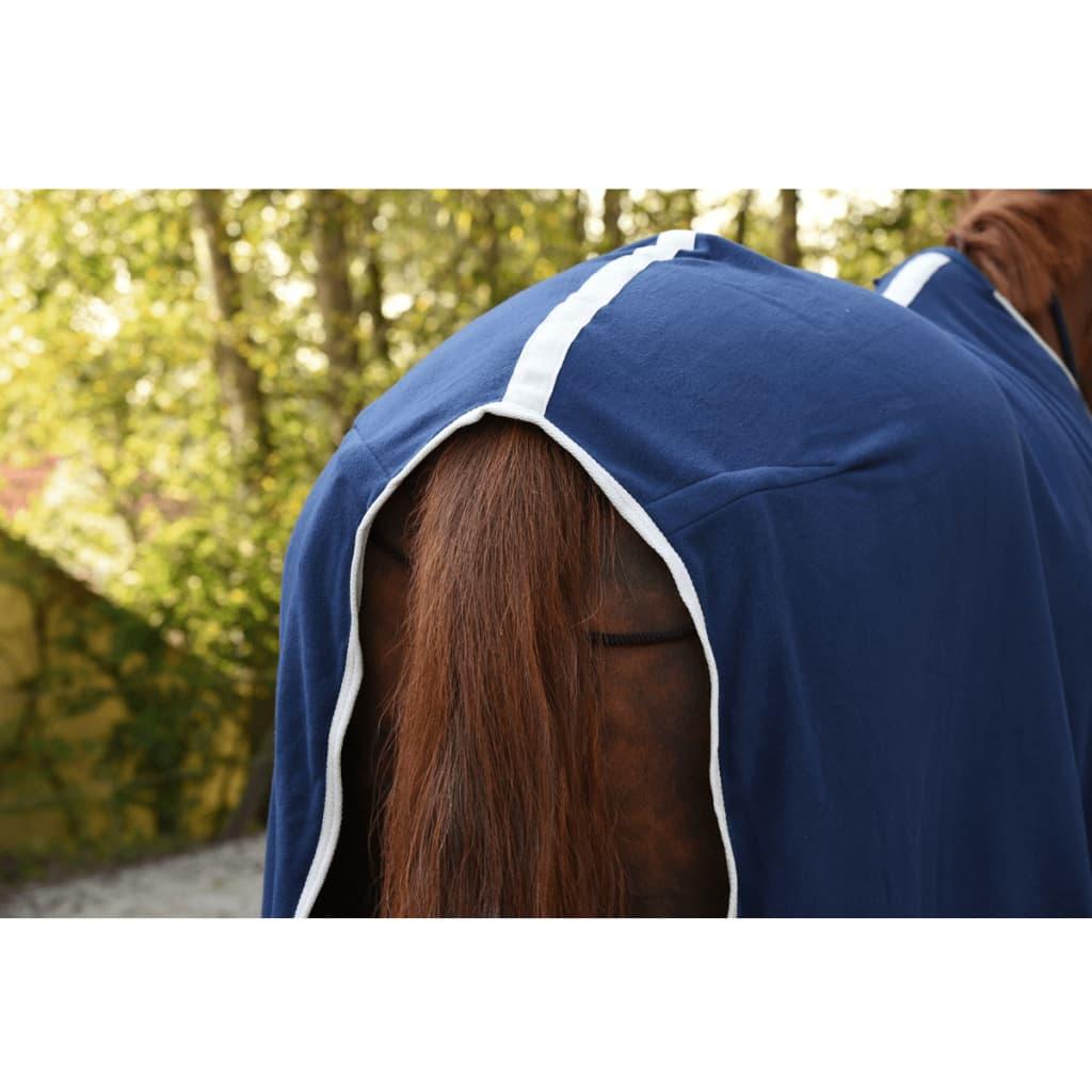 Kerbl Fleece deken RugBe Economic 155/205 cm marineblauw 328684