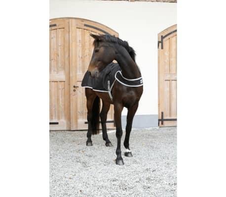 Kerbl Führanlagen-Pferdedecke RugBe Schwarz 115/125 cm 328689[2/6]
