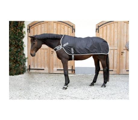 Kerbl Führanlagen-Pferdedecke RugBe Schwarz 115/125 cm 328689[4/6]