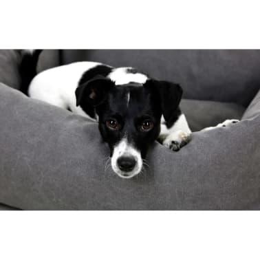 Kerbl Lit pour chiens Lucca 70 x 60 cm Gris 80346[2/3]