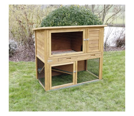 Kerbl Cage pour rongeurs Browni Beige 115 x 64 x 108 cm 81710[10/10]