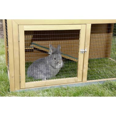 Kerbl Cage pour rongeurs Browni Beige 115 x 64 x 108 cm 81710[8/10]