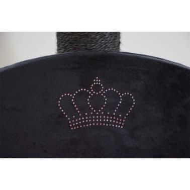 Kerbl Arbre à chats Lounge Deluxe Gris et rouge 81548[2/2]