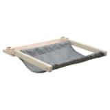 Kerbl Wandhängematte für Katzen Tofana 45 x 40 cm Grau 81544