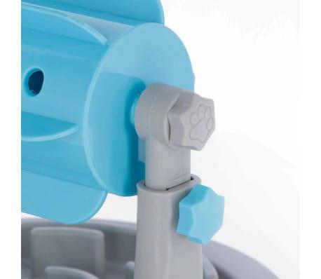 Kerbl Rouleau d'activités de collation pour chiens Bleu et gris[4/8]