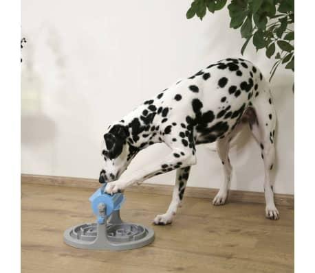 Kerbl Rouleau d'activités de collation pour chiens Bleu et gris[5/8]