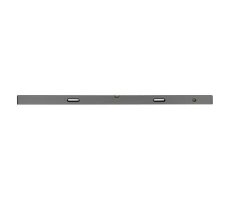 Toolland Nivel 200 cm aluminio CC165200